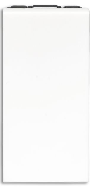 Módulo de Interruptor Simples Branco Arteor